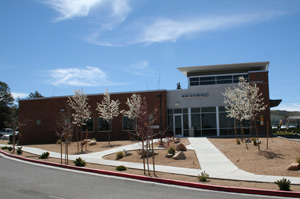 Welcome Center at Yavapai College
