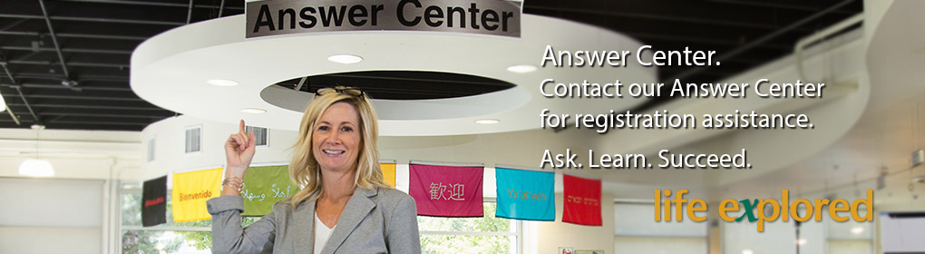 Answer Center - Answer Center