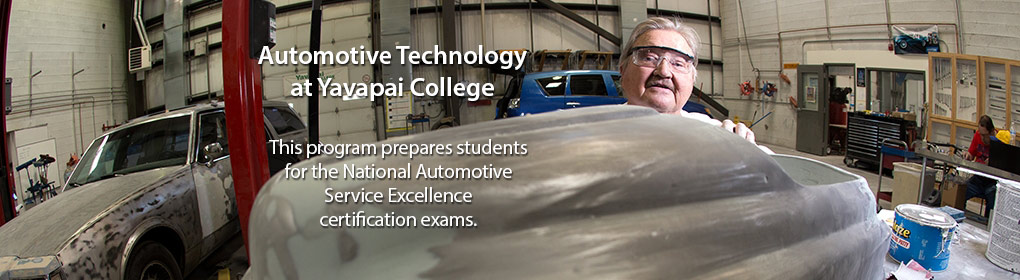 Auto Tech - Automotive Technician Program at YC