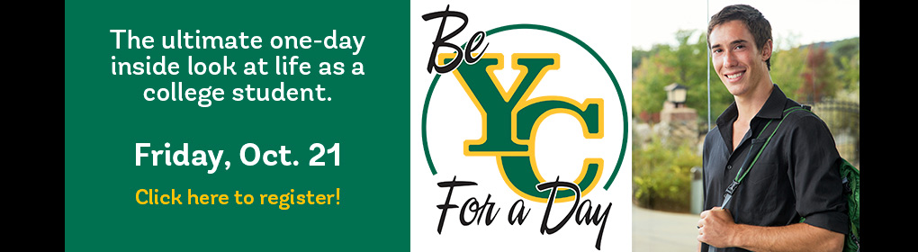 Be YC for a Day - Open House Event Oct. 21