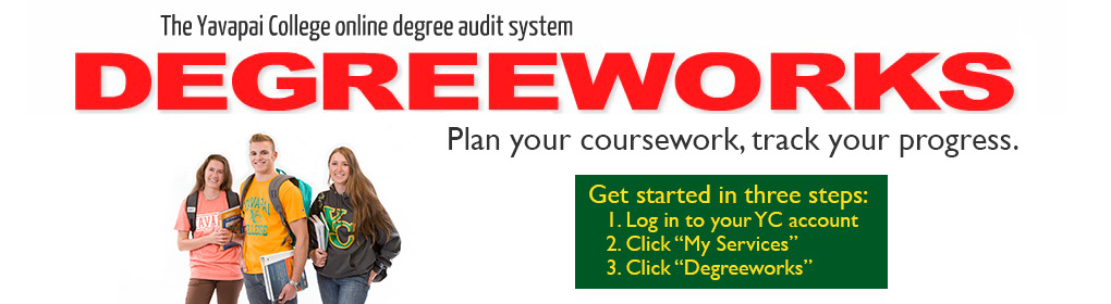 Degreeworks - Plan your courses, track your progress