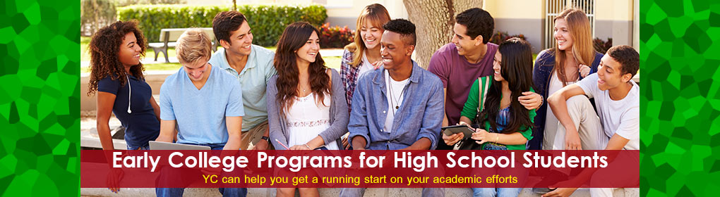 Early College Programs - Get a jump start