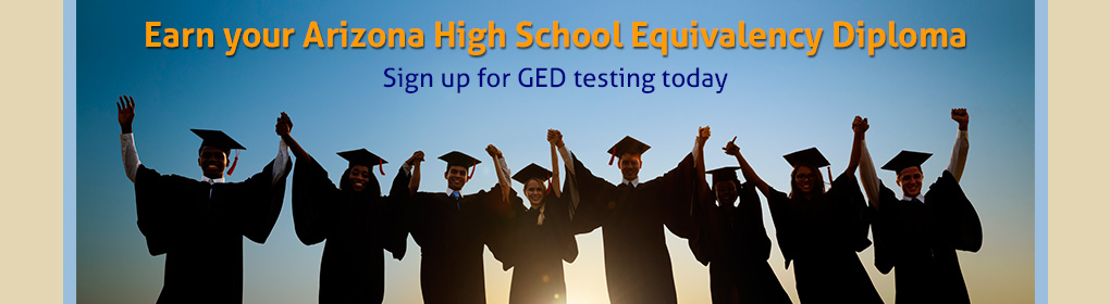 GED Testing - High School Equivalency Diploma