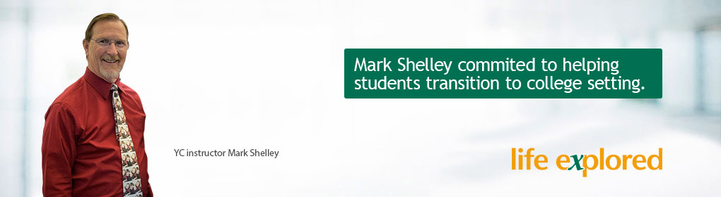 Mark Shelley - Mark Shelley