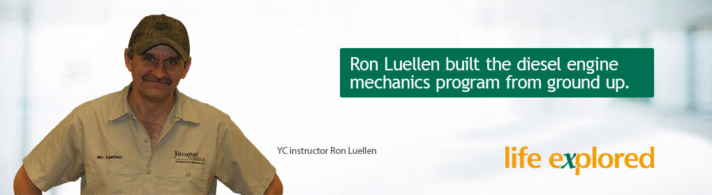 Ron Luellen - YC Faculty.