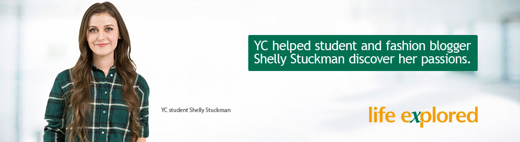 Shelly Stuckman - YC student Shelly Stuckman
