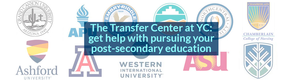 Transfer Resources - Plot your course to the next level