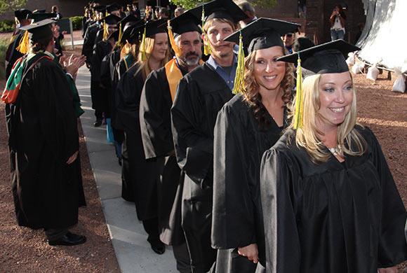 Congratulations Yavapai College graduates