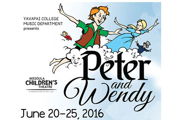 YC Summer Youth Musical: Peter and Wendy