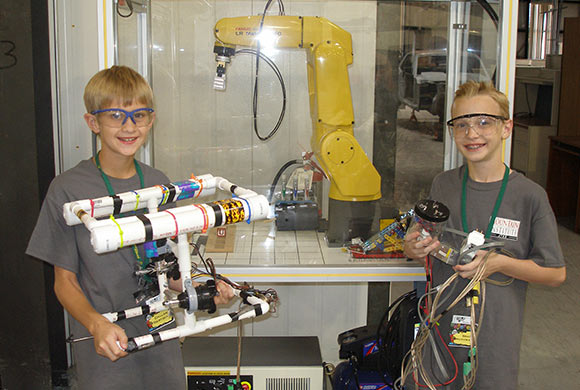 Summer Robotics
