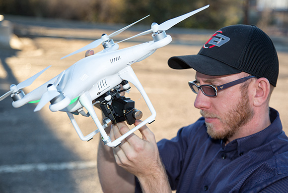 National Airspace Opens for Small Drones
