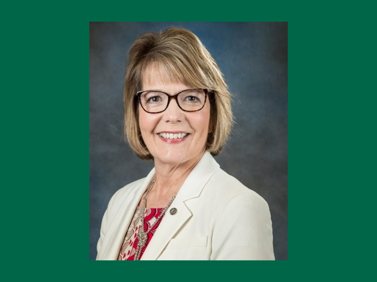 Yavapai College Vice President of Strategic Initiatives Dr. Diane Ryan